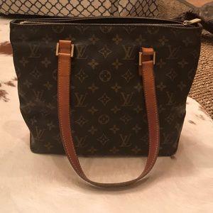 Louis Vuitton signature monogram purse